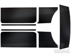 '68-72 Nova Carbon Fiber Interior Kit