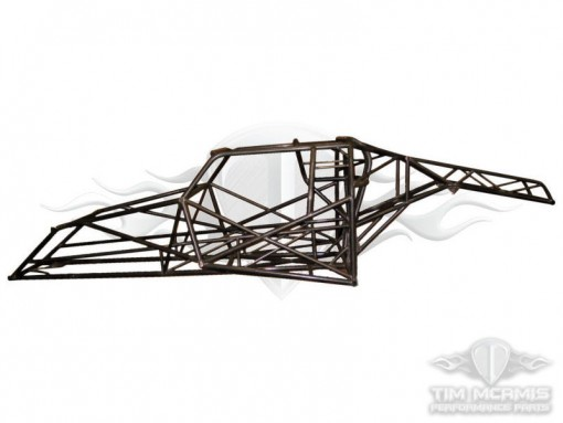 Pro Mod Truck Welded Chassis (Double Frame Rail)