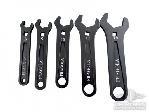 AN Wrench Set