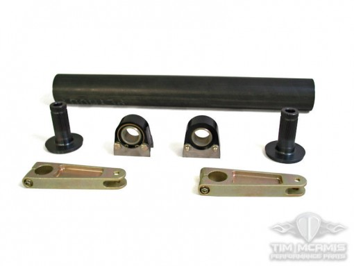 "Anti-Roll Bar Assembly: 3"" Heavy Duty"