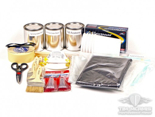 Composite Repair Kit