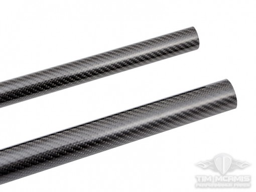 "Carbon Fiber Tube Protector: 1-1/2"" to 1-3/4"" Tube X 59"" Long"