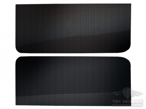 '68-69  Camaro Carbon Fiber Inner Door Panels