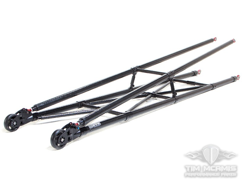 Mvm Carbon Fiber Wheelie Bars on nitrous wiring