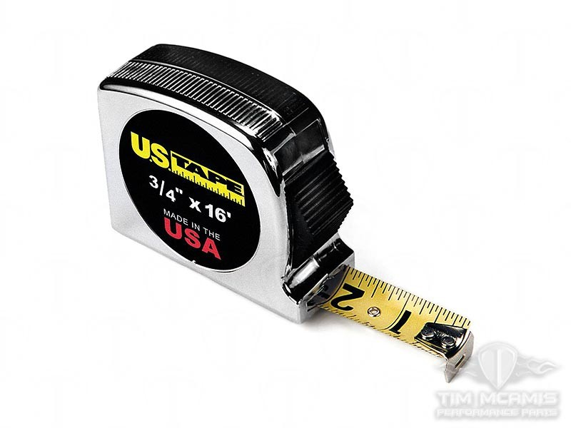 78 On Tape Measure: 16' Tape Measure Made In USA