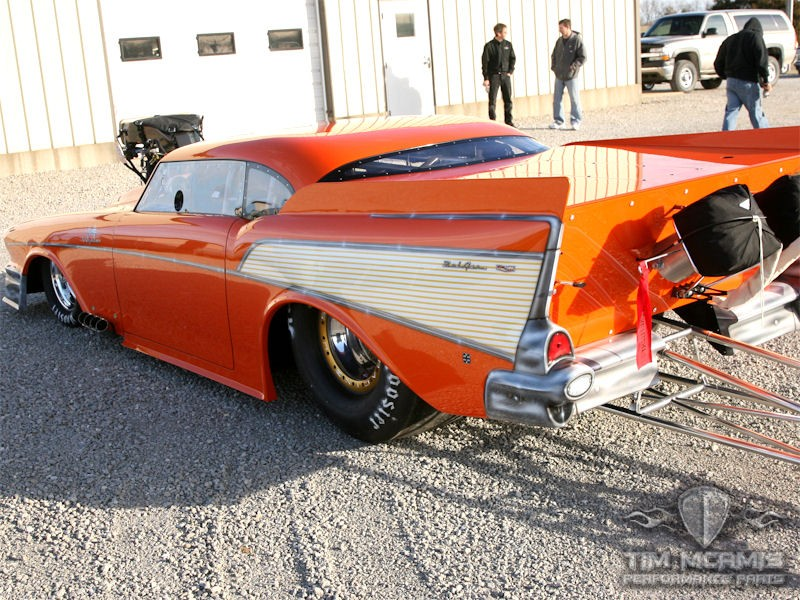 1957 Chevy Pm Body Kit