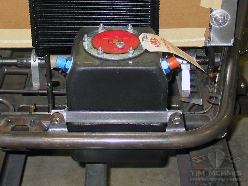 Front Fuel Cell Mounting Kit