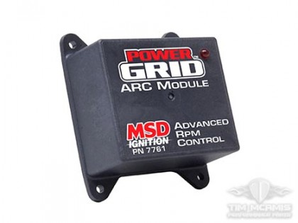 Power Grid Rev Limit Module