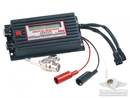 Digital Ignition Tester