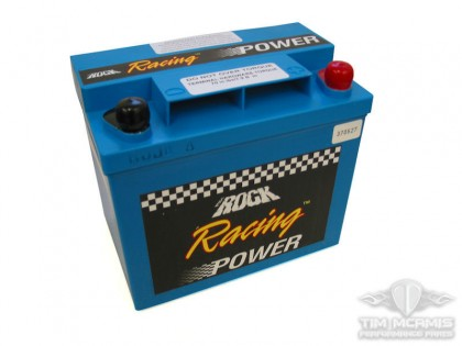 Rock Racing Battery