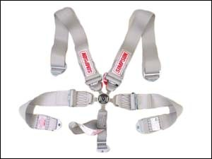 Simpson Camlock Belts (Platinum)