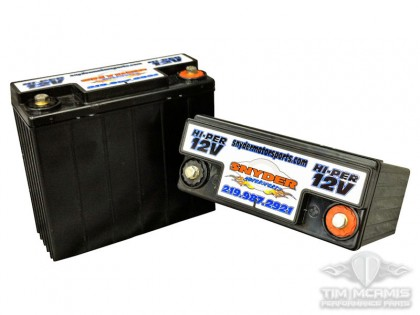 High-Performance 12V Battery