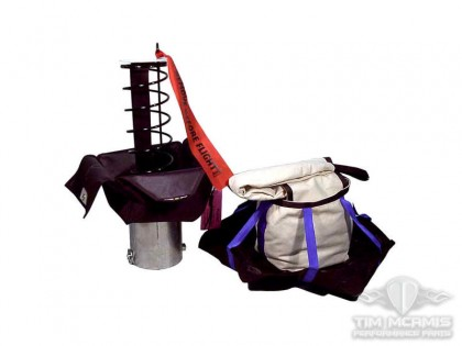 Stroud Safety Spring Launcher Parachute