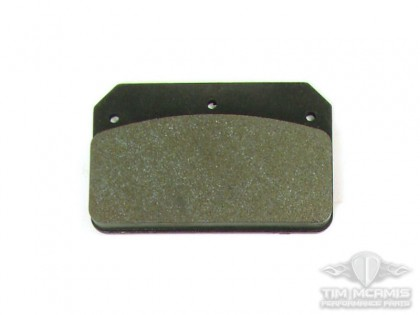Wilwood/JFZ Rear Brake Pad - Soft