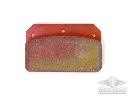 Wilwood/JFZ Rear Brake Pad - Metallic