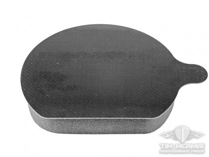 Large Oval Hood Scoop Plug
