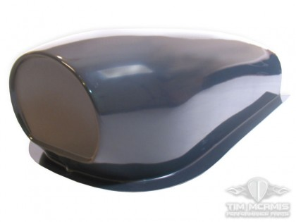 Light Weight Large Oval Hood Scoop