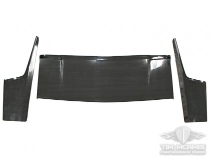'67 Mustang Carbon Fiber Wing Kit