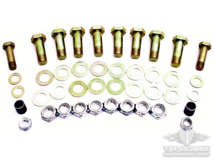 Four Link Bolt Kit