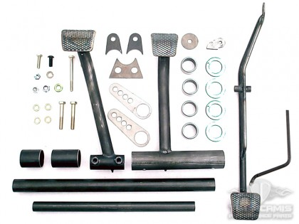 Clutch, Brake & Gas Pedal Kit