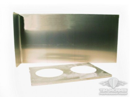 Isolator Tray: Two Piece