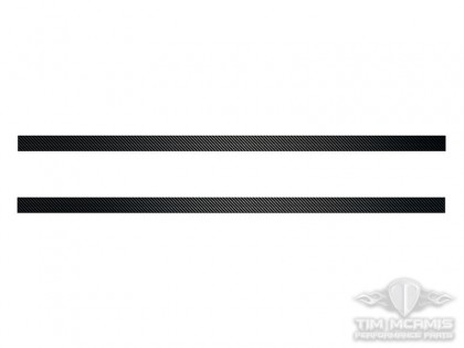 '66-67 Chevy II Carbon Fiber Sill Panels