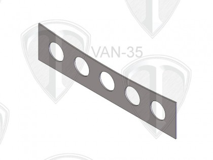 V4 Trunk Body Mount Plate