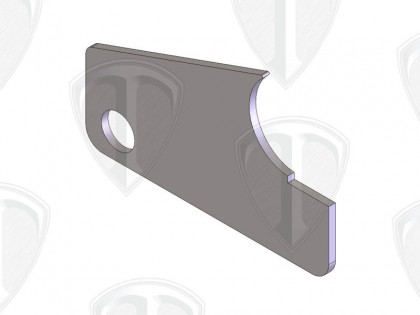 Door Latch Tab