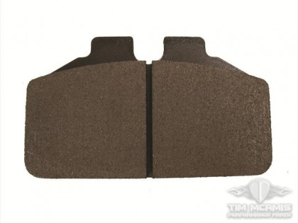 Mark Williams Rear Brake Pad
