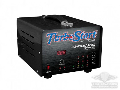TurboStart Battery Charger
