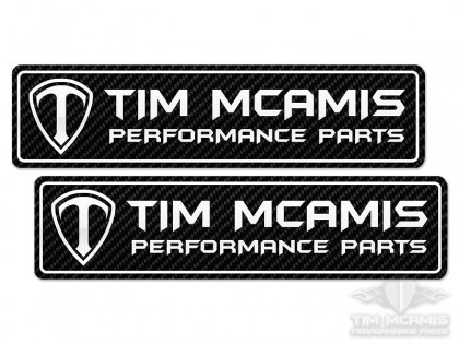 Tim McAmis Decal