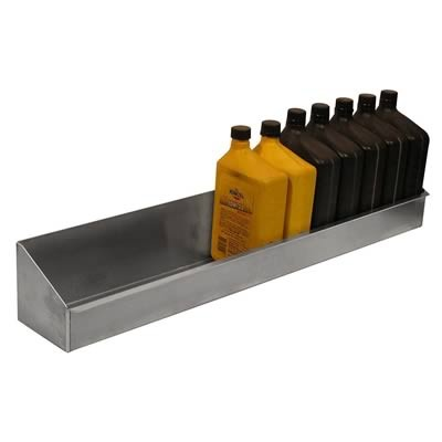 24 Quart Oil Shelf