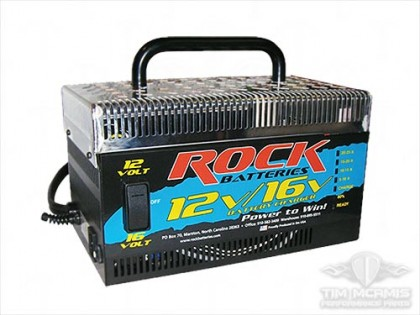 Rock Battery Charger 12v / 16v