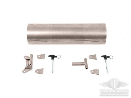 Titanium Drive Shaft Enclosure Kit