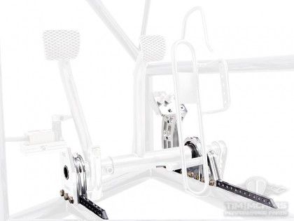 Upgrade Cable Operated Pedal Kit To Adjustable