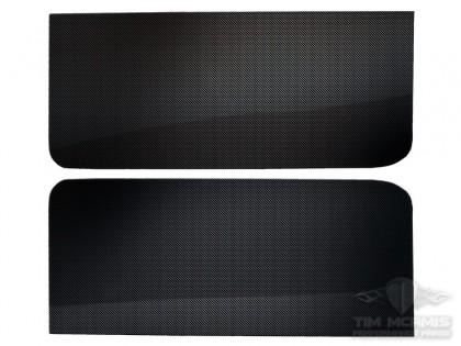 '67 Camaro Carbon Fiber Inner Door Panels