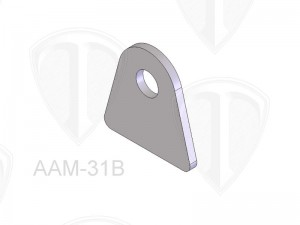 Window Tab (Mild Steel)