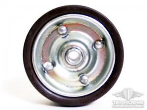 Lightweight Wheelie Bar Wheel (Priced Each)