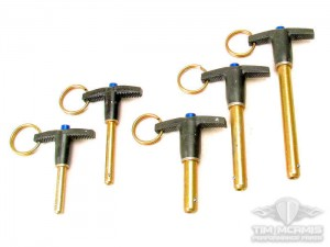 Tee Handle Quick Pin Pairs