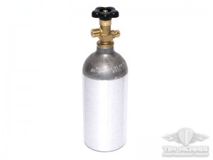 2.5 Pound CO2 Bottle