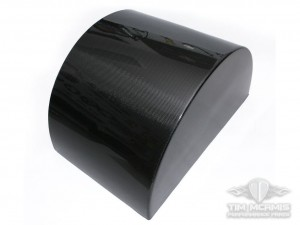 "Carbon Fiber Wheel Tubs: 47"" Dia."