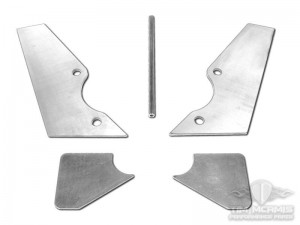 Motor Plate Mount Kit: Wide