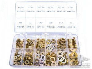 Steel AN Washer Assortment