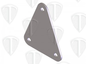 Dry Sump Mount Plate