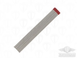 Wolfram® 2% Thoriated Tungsten Electrodes
