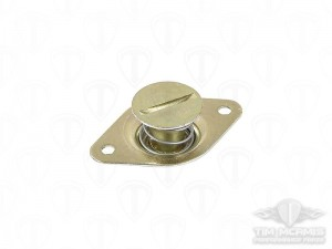 .500 Self Eject (7/16) Dzus Fastener (Gold)