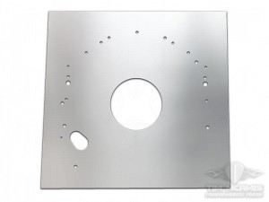Mid Plate: Blown (Small Hole) Blank