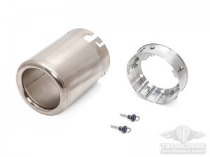 Rear Drive Shaft Enclosure Kit
