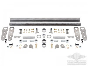 Rear Sway Bar Kit (Unwelded)